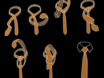 How to Tie the Half-Windsor Tie