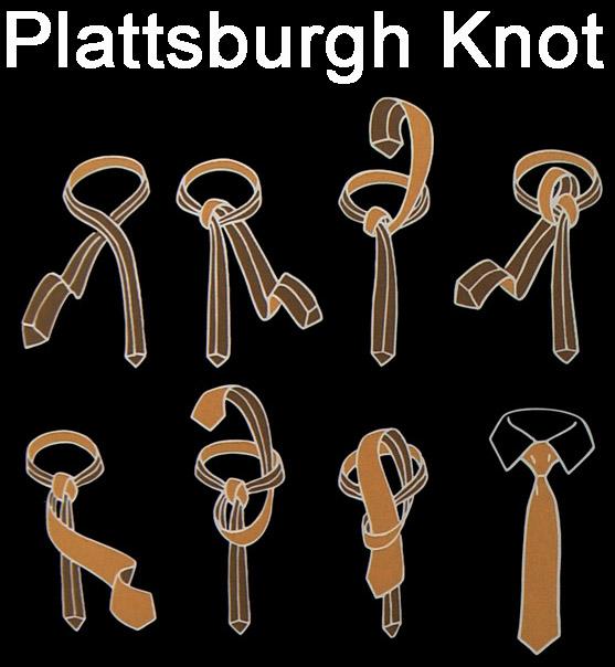 Plattsburgh tie a tie
