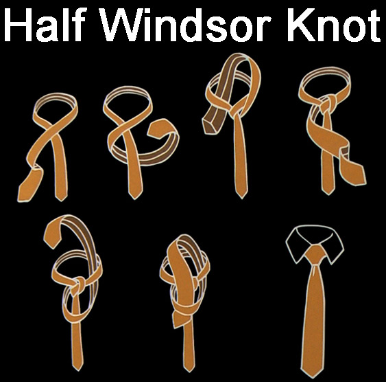 Half-Windsor Knot